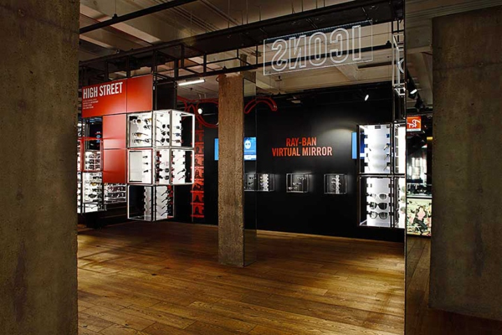 cd0000a74c4 Biggest Ray Ban Store London 02
