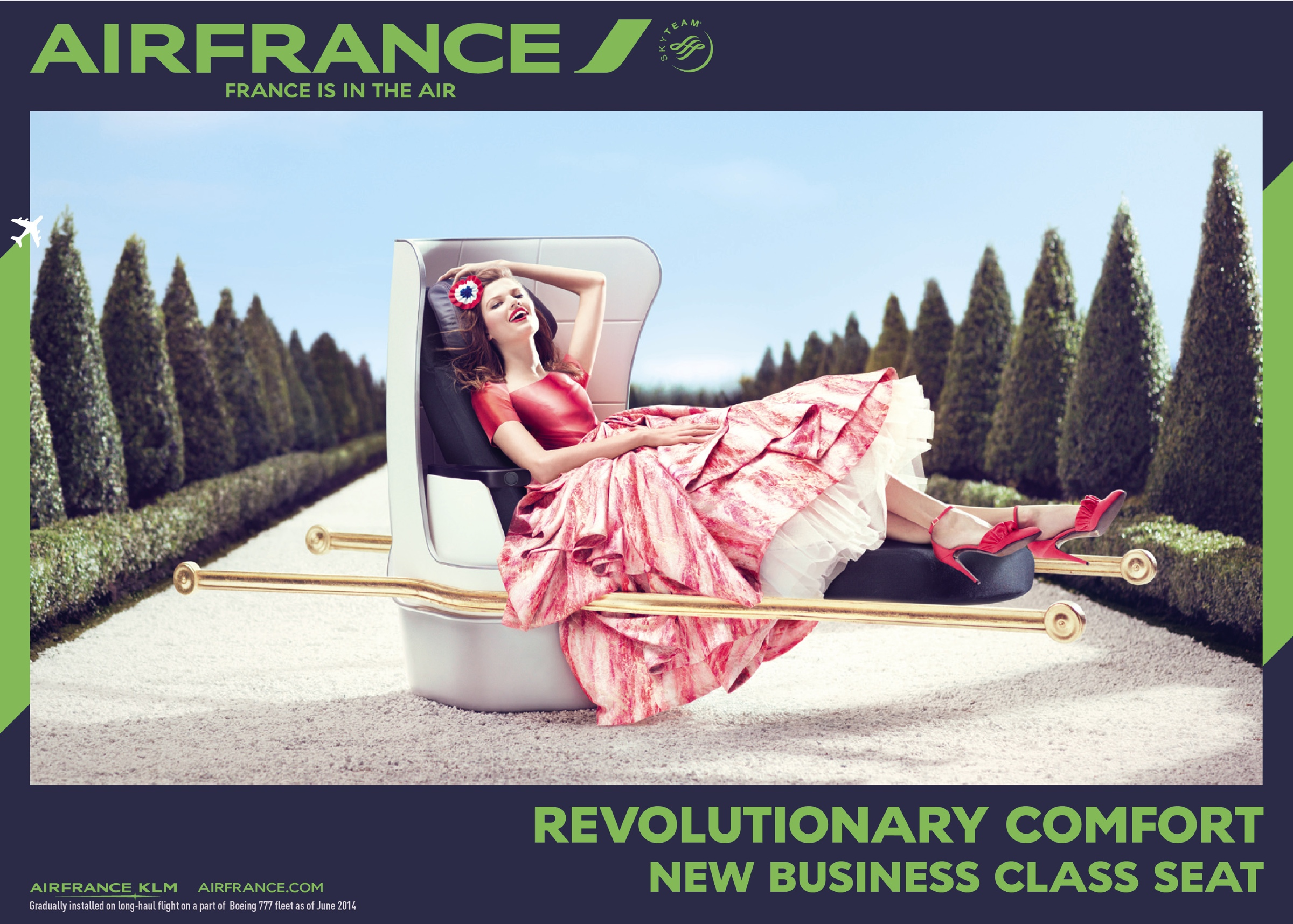 Air-France-Vintage-Campaign-Business-Class