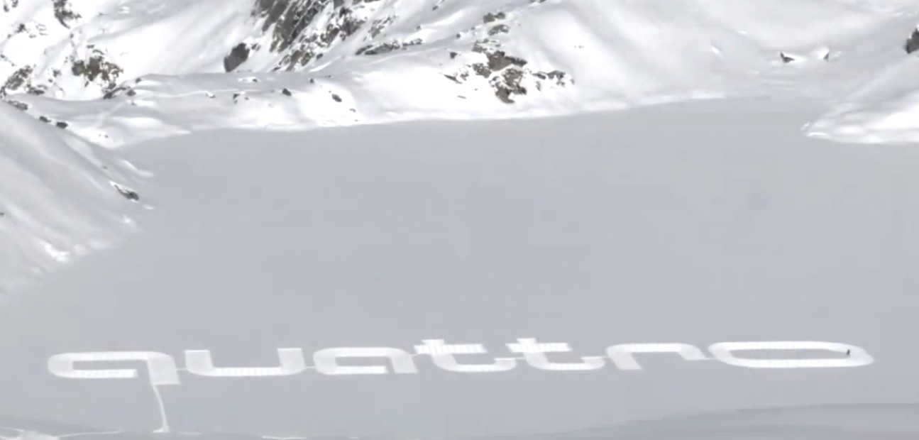 Audi-quattro-Snow-Art-4