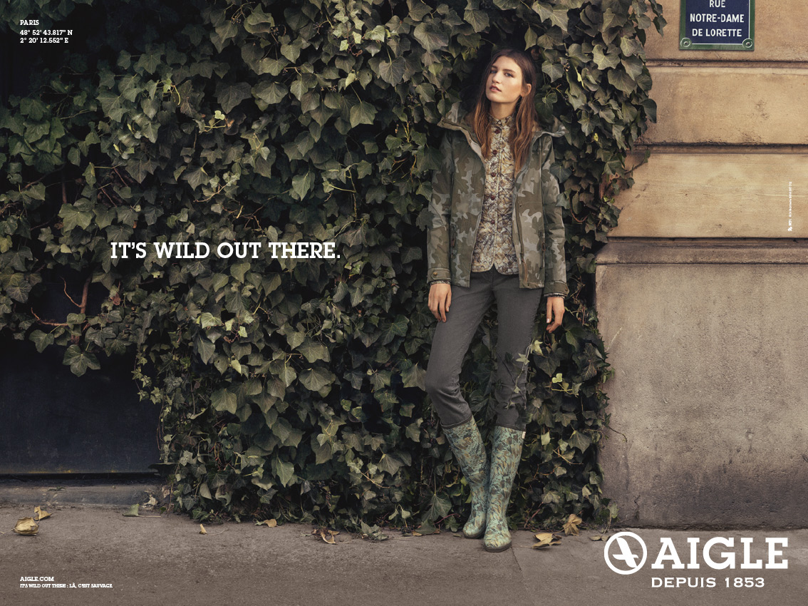 CAMOUFLAGE_4x3-aigle-publicité-its-wild-out-there