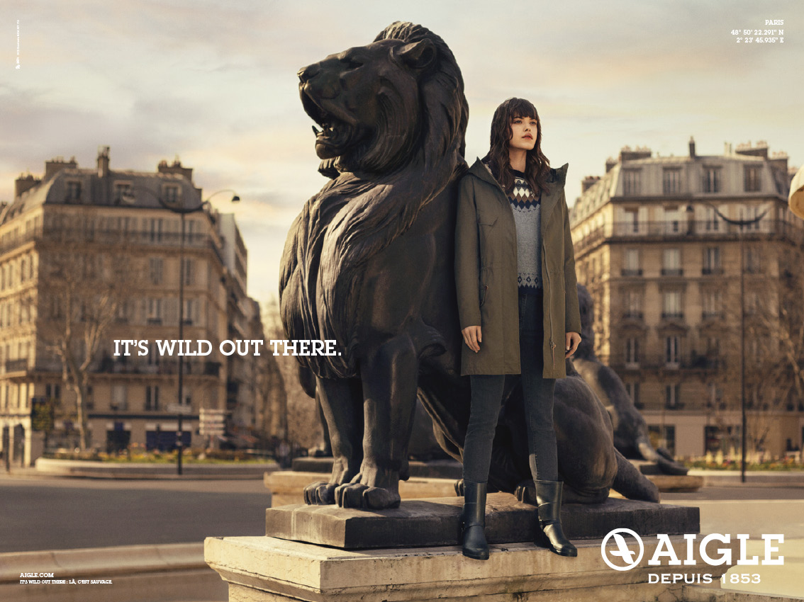 LION_4x3-aigle-publicité-its-wild-out-there