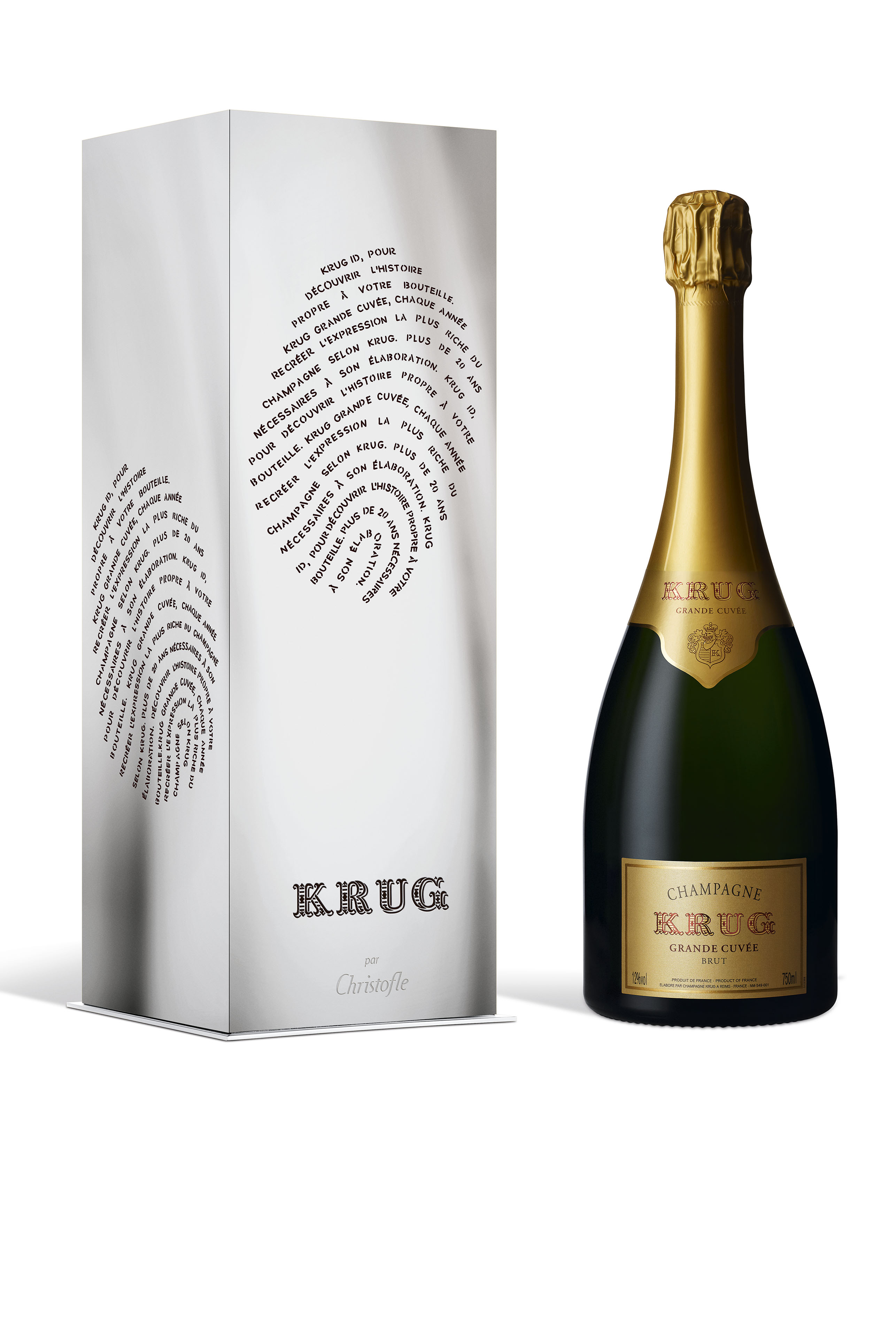 Krug par Christofle (1)