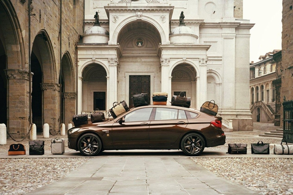 BMW 5-Series GT by Trussardi