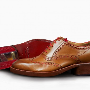 Johnnie Walker Oliver Sweeney Brogue cut out