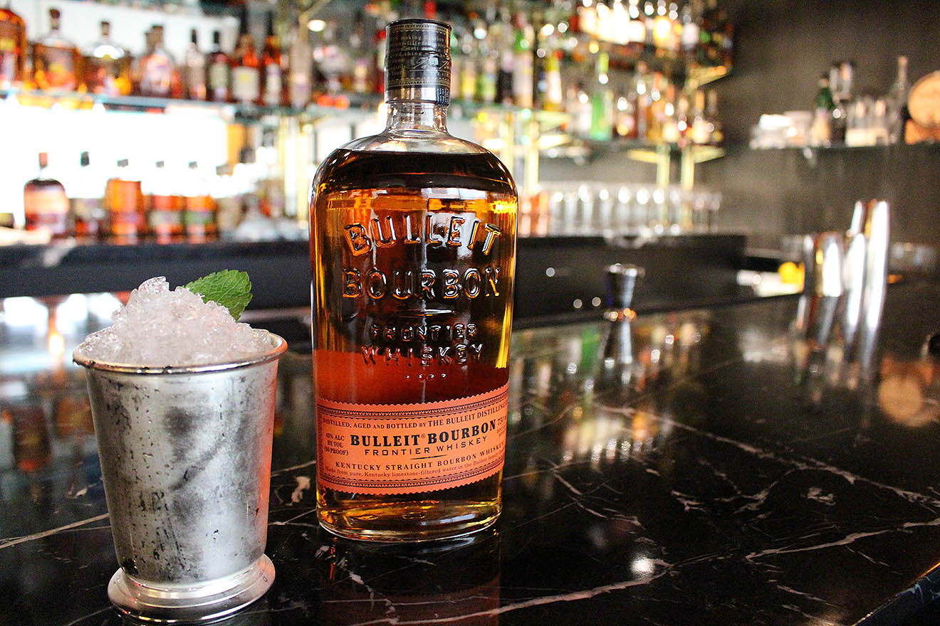 bulleit-bourbon-mint-julep