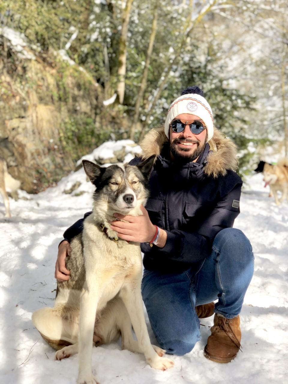 b5784aa9a977 L association « Le repaire des Huskys » propose de venir découvrir sa  petite meute de 6 chiens (Huskys sibériens, Malamuts…) et leur mode de vie.