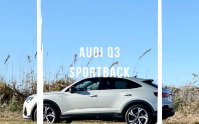 Audi Q3 Sportback, un SUV qui décoiffe