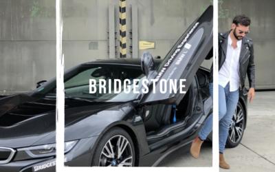 En roue libre avec Bridgestone