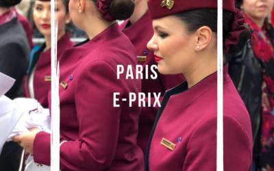 Duel électrique au Qatar Airways Paris E-Prix