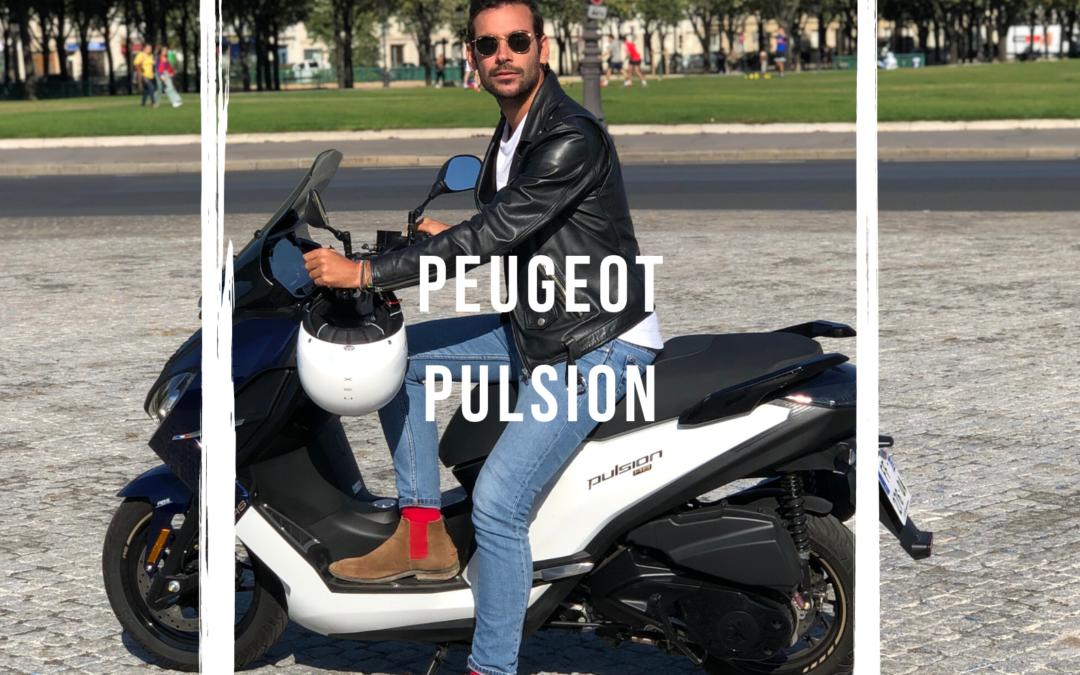 Une virée parisienne en Peugeot Pulsion