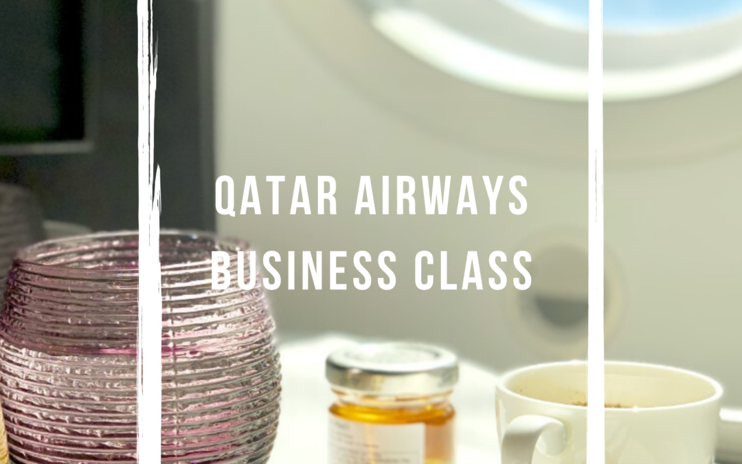 Qatar Airways, une business class de haut vol