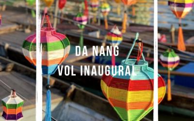 Qatar Airways dessert Da Nang au Vietnam
