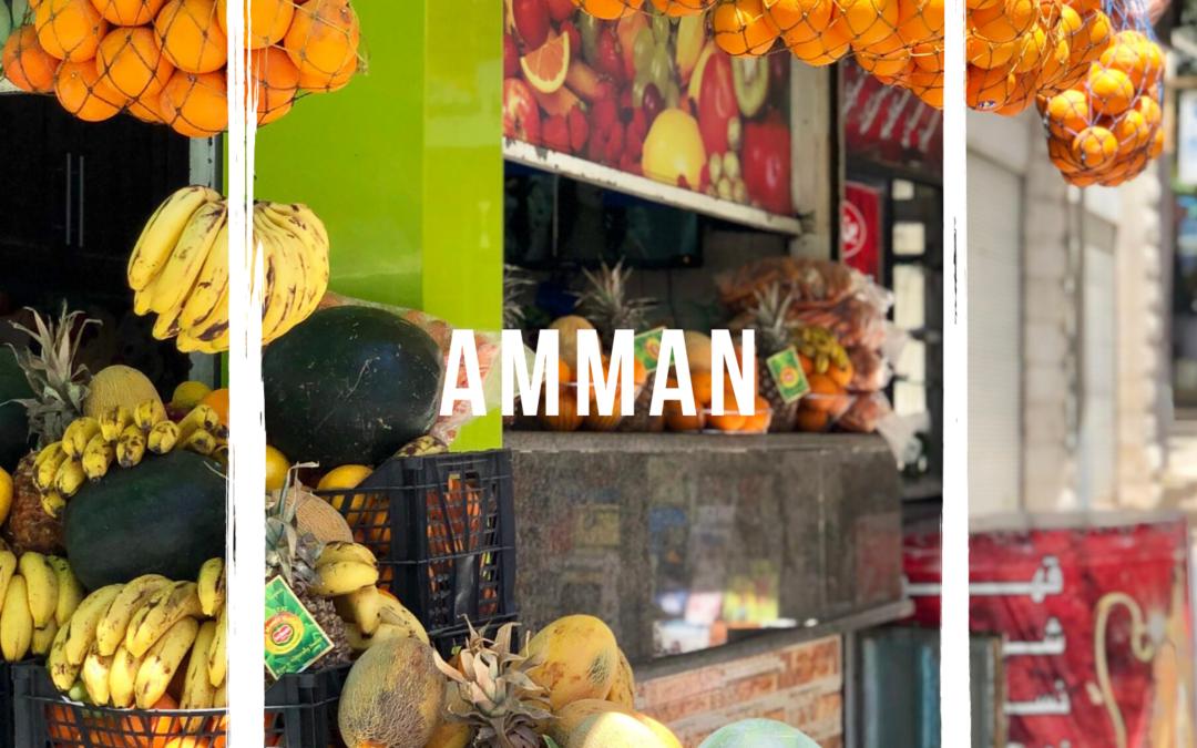 Une escapade à Amman : 5 lieux à ne pas rater