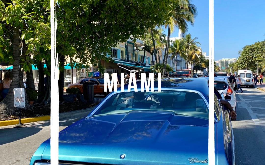 3 jours à Miami : 5 incontournables à ne pas manquer