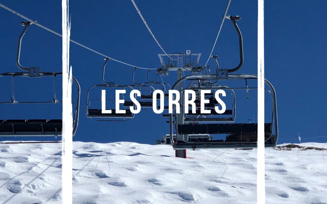 5 bonnes raisons de venir skier au domaine des Orres