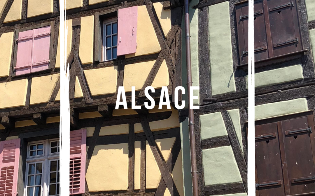 Une journée 100% vélo en Alsace
