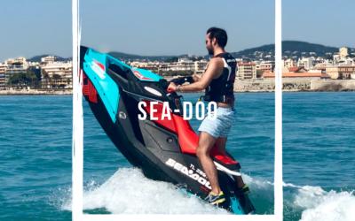 Sensation fortes à Nice avec Sea-Doo