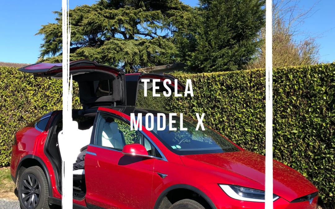 Road Trip Normand en Tesla Model X