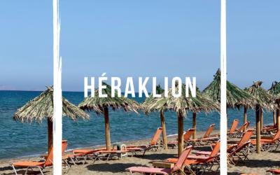 5 bonnes raisons de s'envoler pour Héraklion