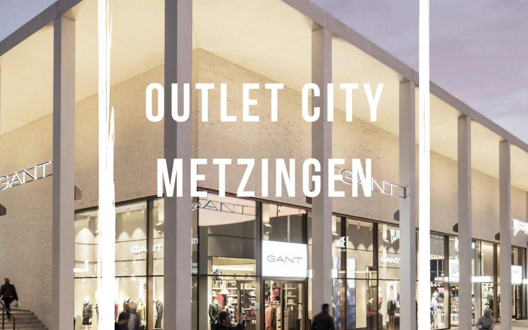 l'OutletCity Metzingen : le paradis du shopping !